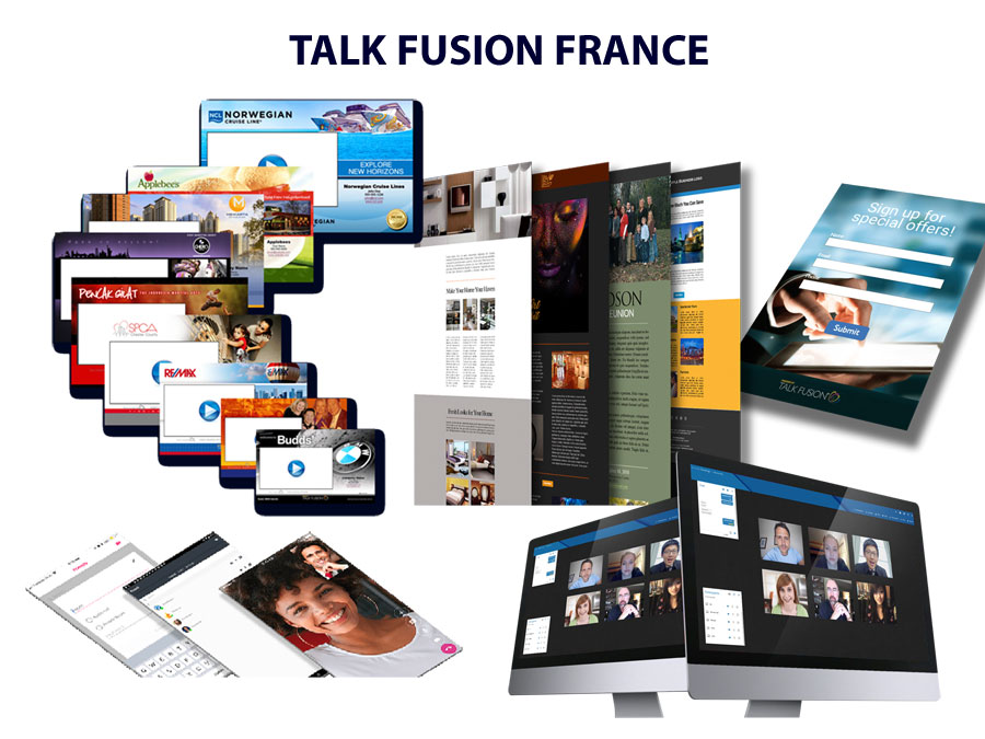 Corine Vitry solution digitale Talk Fusion